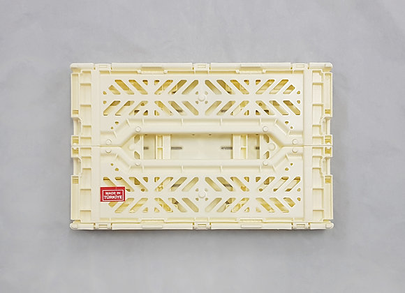 Aykasa Storage: Pastel Yellow