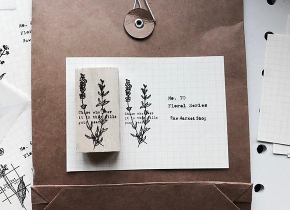 No. 70 Floral Series