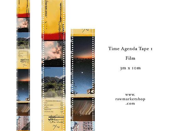 Time Agenda tape (1) - Film