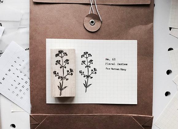 No. 68 Floral Series