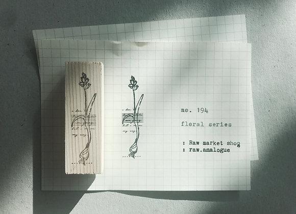 no. 194 : floral series