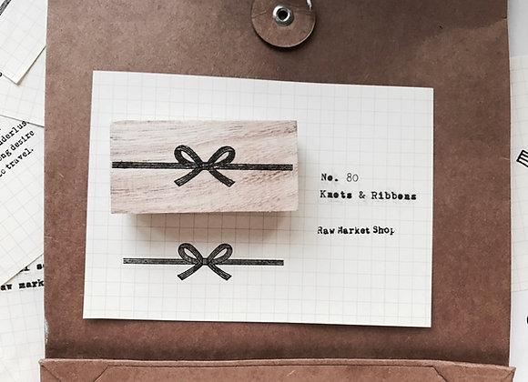 No. 80 Knots & Ribbons