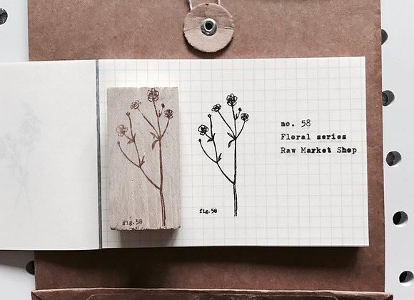 No. 58 Floral Series