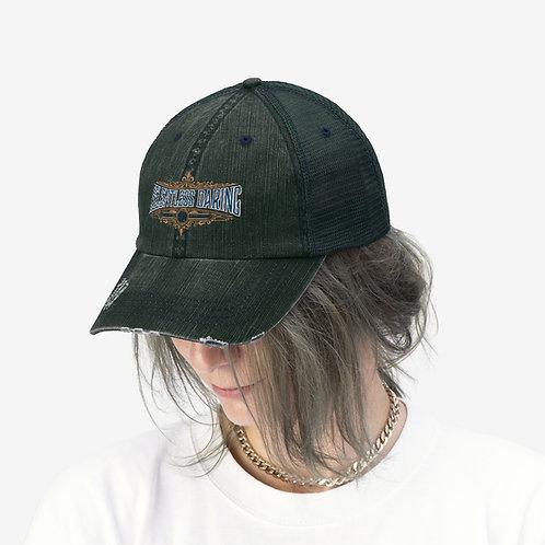 Bourbon Label Unisex Trucker Hat