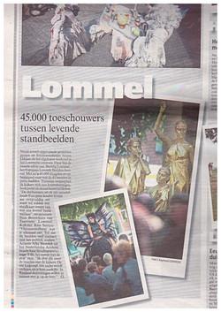 Journal du Festival de Lommel