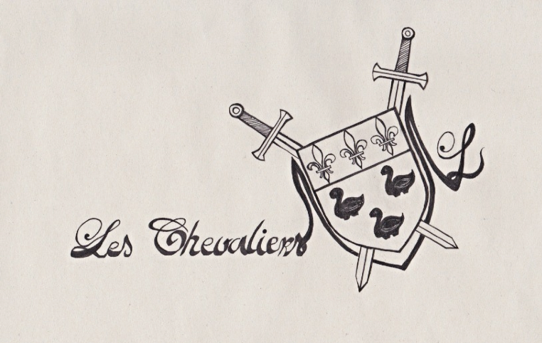 Logo Hotel Les Chevaliers -Laon