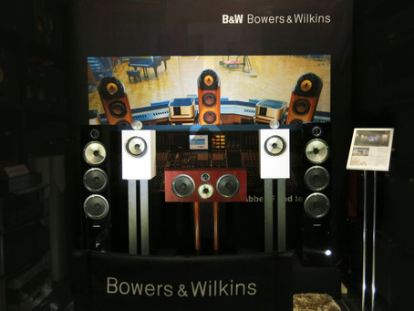 Bowers and Wilkins 700 Series Roadshow - AVX Audio Video Center