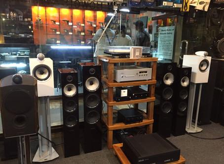 Bowers and Wilkins 700 Series Roadshow - Watts Hi-Fi