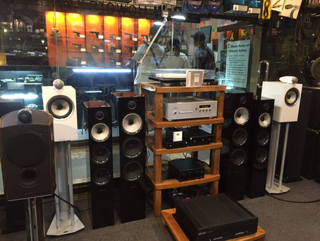 Bowers and Wilkins 700 Series Roadshow - Watts Hi-Fi