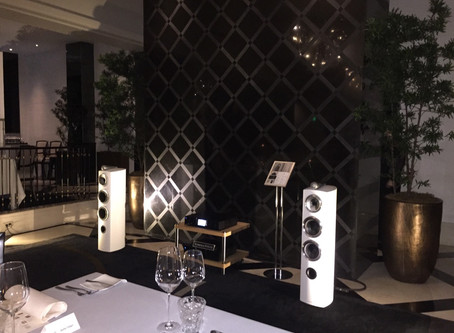 Bowers and Wilkins Partnership with Salcedo Auctions