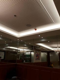 B&W Ceiling Speaker