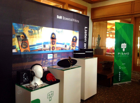 Pismo Digital Lifestyle Partnership with Bowers & Wilkins at the Eagle Ridge Golf & Country Club