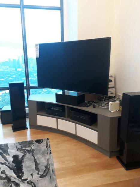 B&W Set-up