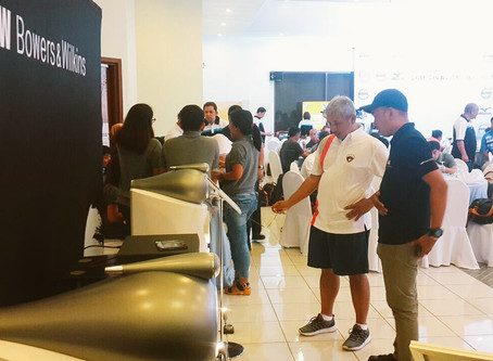 Bowers and Wilkins at Volvo National Golf Cup