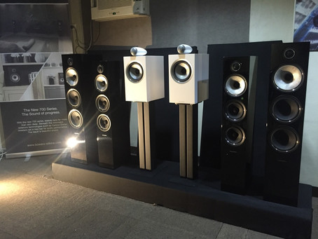 Bowers and Wilkins 700 Series Roadshow - MLY Enterprises