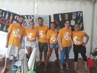 ART PASI, premier festival à utiliser les gobelets préventifs JUST'DOSE®