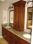 Bath - Cabinet Topper