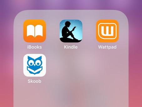 Dicas de aplicativos para leitura
