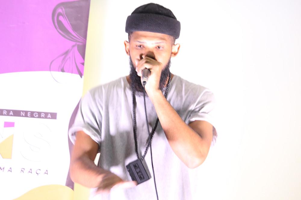 Capone Beatbox. Foto: Paulo Henrique