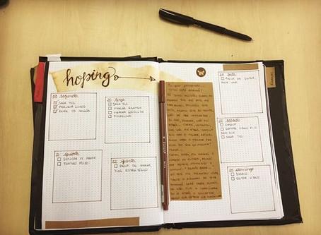 O que é um Bullet Journal?