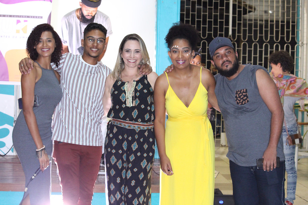 Organizadores do evento. Foto: Paulo Henrique