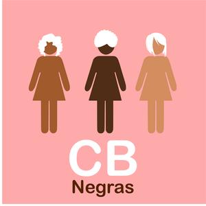 Logo do clube de blogueiras Negras