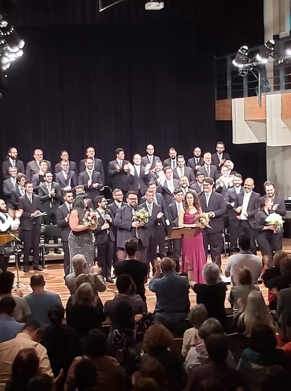 2019 Concerto com o Coral Ottava Bassa