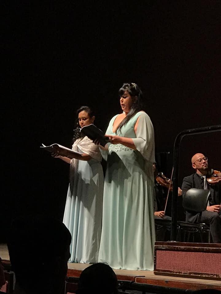 2018 Missão da Coroação - Teatro Guaíra Brasil