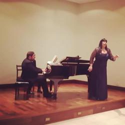Recital com o pianista Jefferson de Melo