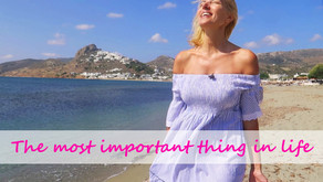THE MOST IMPORTANT THING IN LIFE // SKYROS // MARIA MASTROGIANNI