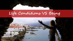 LIFE CONDITIONS VS BEING // ANDROS // MARIA MASTROGIANNI