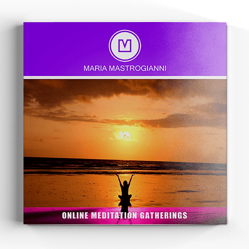 ONLINE MEDITATION - MONTHLY SUBSCRIPTION