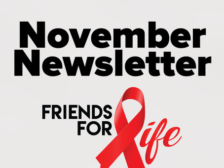 Virtual Newsletter: November 2020