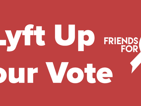 Campaign: Lyft Up Your Vote!