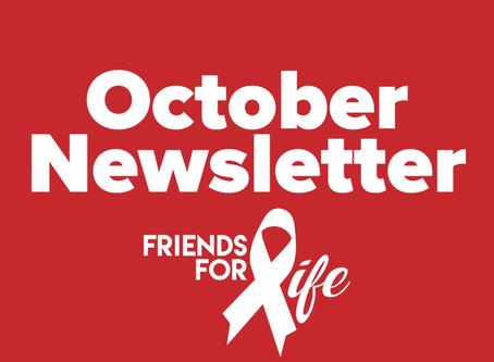 Virtual Newsletter: October 2020