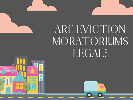 Federal eviction moratoriums ruled unconstitutional by Texas judge