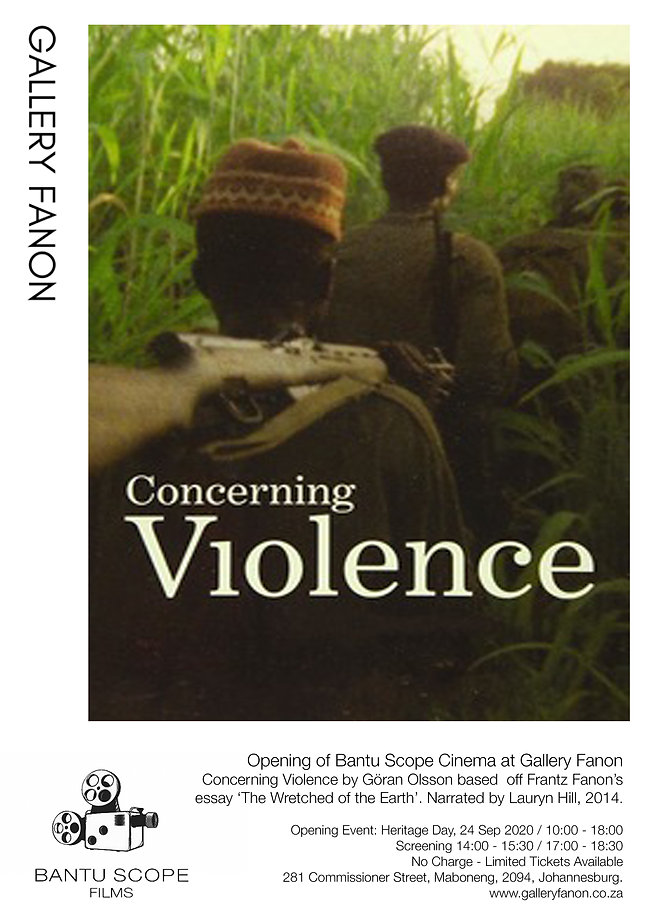 Concerning Violence_ Exhibition Flier_Ma