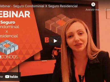Entenda as diferenças entre o seguro condominial e o seguro residencial