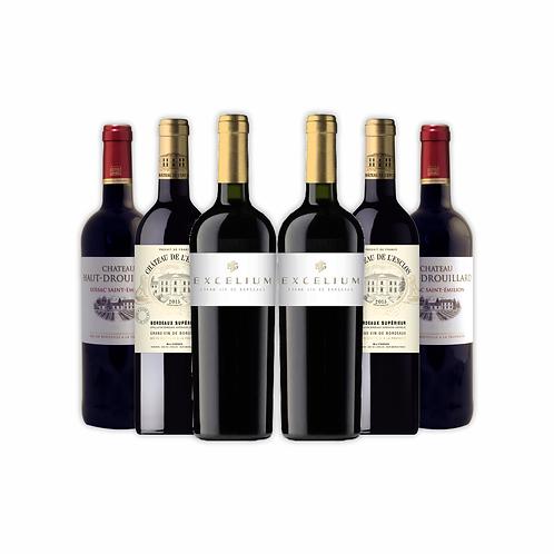 Kit Bordeaux Supérieur