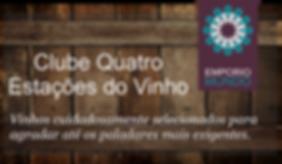Clube Quatro Estações Do Vinho