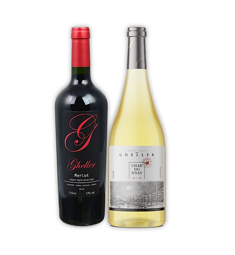 Gheller Merlot & Chardonnay