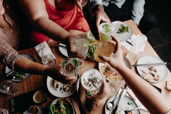 CITIZEN Fam Friends Drinks Food South Wh