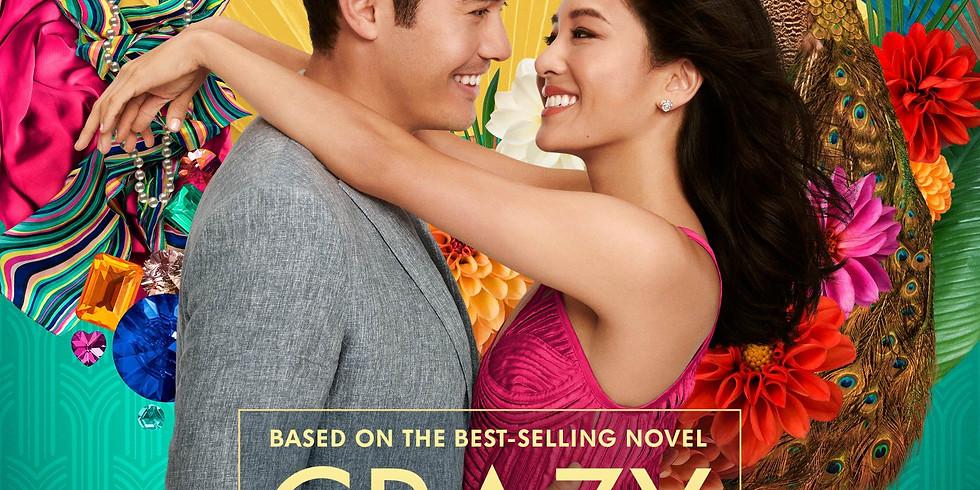 Valentines Dinner & A Movie Crazy Rich Asians