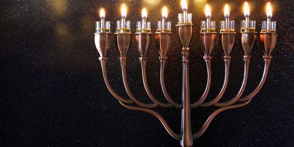 Menorah Lighting