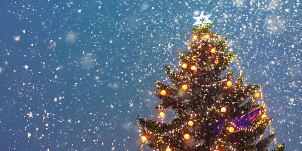 1st Annual Christmas Tree Lighting