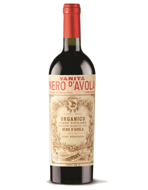 VANITA Nero Davola Organic