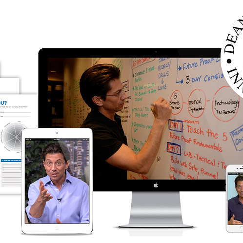 Personal Growth with Dean Graziosi
