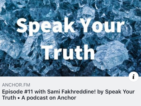Speak Your Truth Podcast