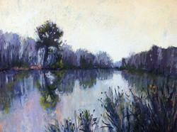 Baldwin Pond - Winter
