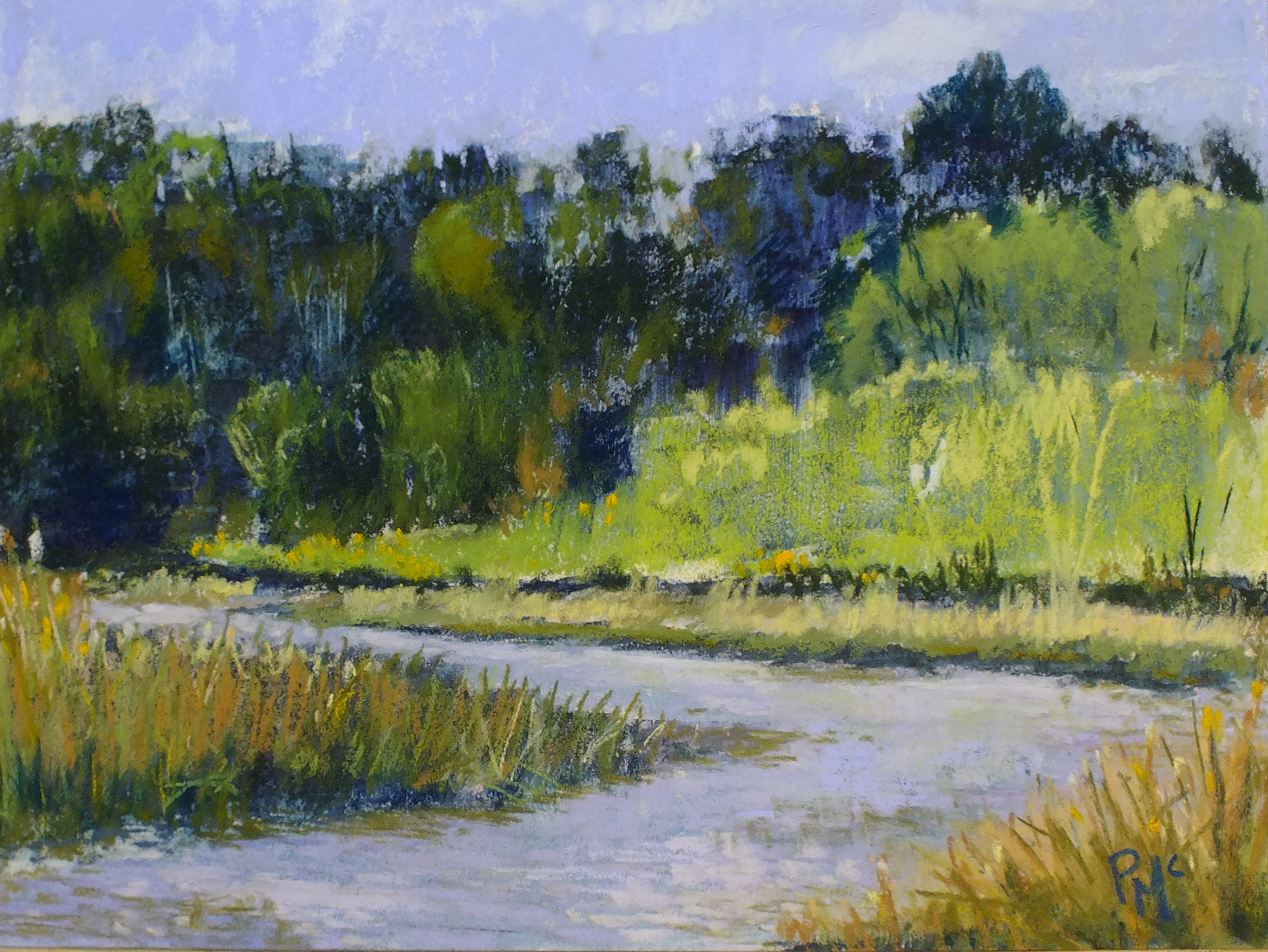 Morgnec Creek